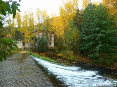 Hoces Río Duratón-Sepúlveda; cantalojas tornavacas amigos de madrid todos los santos